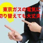 東京ガス電気のデメリット